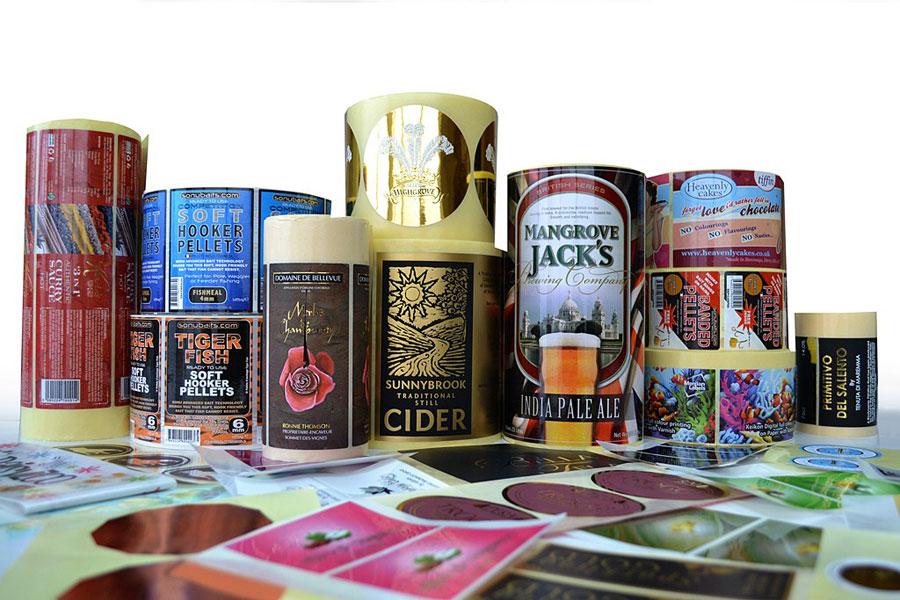 Phân biệt các loại tem khi in tem nhãn sản phẩm
