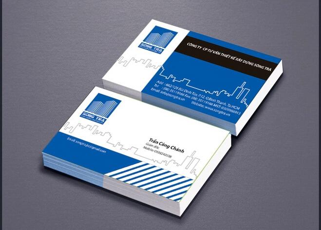 In card visit nhanh giá rẻ bình thạnh