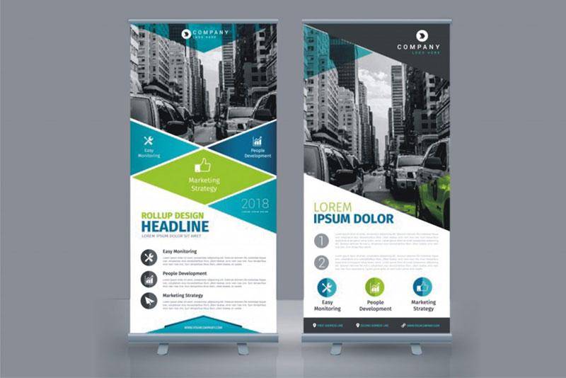 Sản phẩm in standee sử dụng nhiều trong các chiến dịch quảng cáo